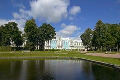San Pietroburgo, Tsarskoye Selo Pushkin, Russia Fotografie Stock