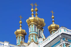 San Pietroburgo, Tsarskoye Selo Pushkin, Russia Fotografia Stock