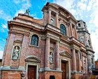 San Prospero church, Reggio Emilia Royalty Free Stock Images