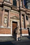 San Prospero-fyrkant Royaltyfri Foto