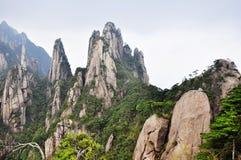 San-Qing-San berg Royaltyfri Fotografi