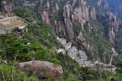 San-Qing-San Mountain Stock Images