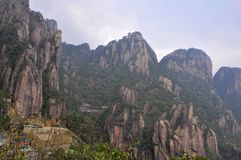 San-Qing-San Mountain Stock Photos