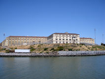 San Quentin State Prison Stock Photo