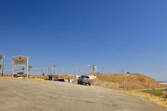 San quentin więzienne państwo Fotografia Stock