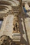 San quirico church detail Stock Image