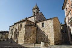 San quirico church Stock Image