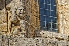 San quirico church Royalty Free Stock Photo