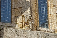 San quirico church Royalty Free Stock Image