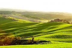 San Quirico d`Orcia , Tuscany, Italy Royalty Free Stock Photography
