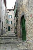 San Quirico (Svizzera Pesciatina, Toscana) Immagine Stock