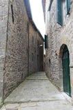 San Quirico (Svizzera Pesciatina, Tuscany) Royalty Free Stock Photography