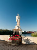 San Rafael Archangel , Cordoba royalty free stock photos