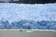 Free San Rafael Glacier In Patagonia - Chile Stock Photos - 15389593