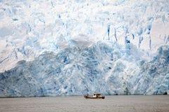San Rafael Glacier, Patagonia, Chile Stock Image