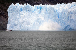 San Rafael Glacier, Patagonia, Chile Royalty Free Stock Photos