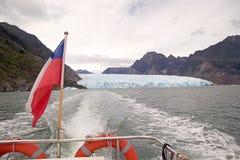 San Rafael Glacier, Patagonia, o Chile fotos de stock royalty free