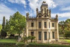 San Rafael in park Cidade, Tarragona Stock Photo