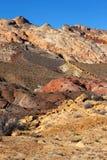 San Rafael Rafowy Utah obraz stock