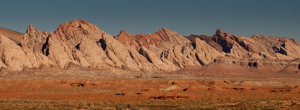 San Rafael Reef Royalty Free Stock Photo