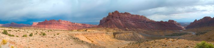 San Rafael Reef Royalty Free Stock Photos
