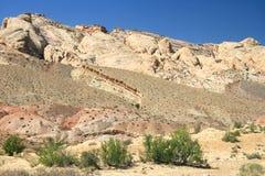 San Rafael Reef, Utah Stock Image