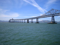 San Rafael Richmond Bridge_8744_b.jpg Royalty Free Stock Image