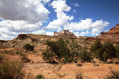 San Rafael Swell Royalty Free Stock Photography