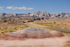 San Rafael Swell Photo stock