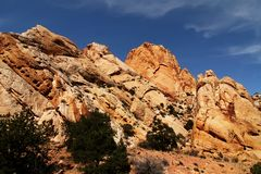 San Rafael Swell Stock Photography
