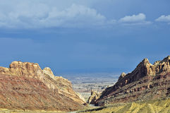 San Rafael Swell in Utah Royalty Free Stock Photography