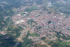 San Ramon von einer Fläche lizenzfreie stockfotografie