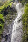 San Ramon Waterfalls en la isla de Ometepe, Nicaragua Foto de archivo libre de regalías