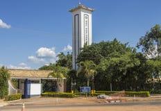 San Raphael Country Hotel - Itu - Brazil Stock Image