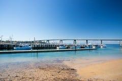 San Remo Австралия Стоковые Изображения