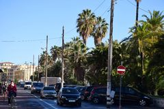 San Remo, Италия Стоковое фото RF