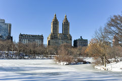 San Remo Apartments - Central Park, NYC Royalty Free Stock Images