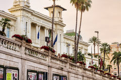 San Remo Casino Royalty Free Stock Photography