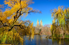 San remo central park west Royalty Free Stock Photo