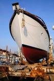 San Remo dockyard. Royalty Free Stock Photo