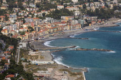 San Remo - Italien arkivfoton