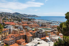 San Remo , Italy royalty free stock images