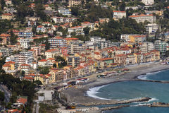 San Remo - Italy Stock Image