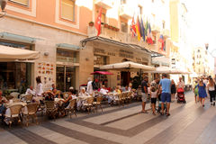 San Remo, Italy Royalty Free Stock Images