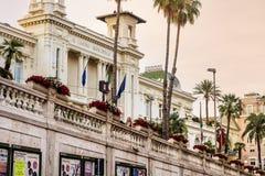 San Remo kasino Royaltyfri Fotografi