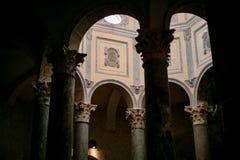 San-risparmiatore della cattedrale a Aix-en-Provence Francia fotografia stock libera da diritti