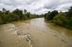 San river, Poland Stock Images