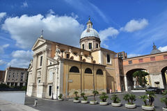 San Rocco all'Augusteo Royalty Free Stock Photography