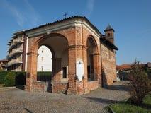 San Rocco chapel in Leini Royalty Free Stock Image