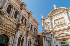 San Rocco Church Stock Photography